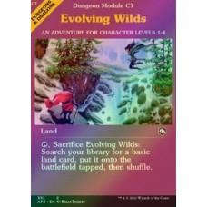 Evolving Wilds (Dungeon Module)