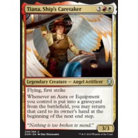 Budget Commander Deck - Tiana, Ship's Caretaker