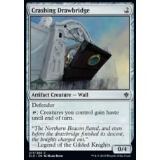 Crashing Drawbridge