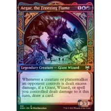 Aegar, the Freezing Flame (Showcase)