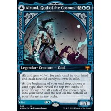 Alrund, God of the Cosmos // Hakka, Whispering Raven (Showcase)