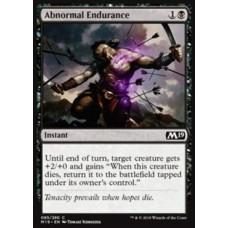 Abnormal Endurance