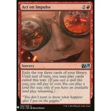 Act on Impulse