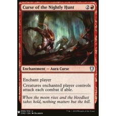 Curse of the Nightly Hunt