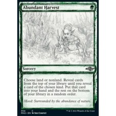 Abundant Harvest (Showcase)