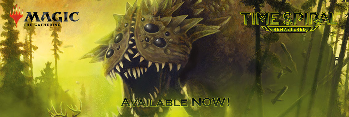 Time Spiral Remastered available
