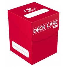 Ultimate Guard 100+ Deck Case - Red