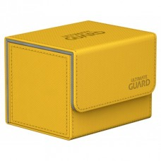 Ultimate Guard Sidewinder 100+ Deck Box - Amber