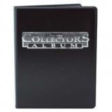 9-Pocket Black Collectors Portfolio Ultra Pro