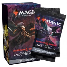 Adventures in the Forgotten Realms Prerelease Pack + 2 Draft Boosters