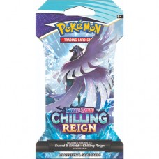Pokémon Sword & Shield 6: Chilling Reign - Sleeved Booster