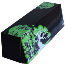 LS Accessories Black and Green Glossy Storage Box - (Forest)